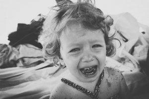 泣くのは子供の成長に必要なこと
